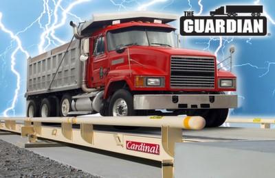 Cardinal Guardian Hydraulic - Steel Deck Image