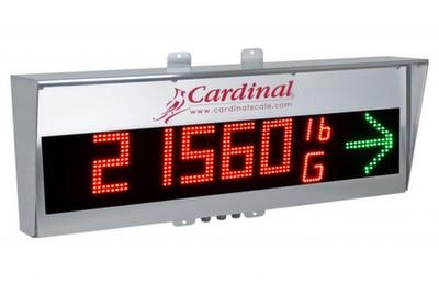 Cardinal SB500 Series Remote Display Image