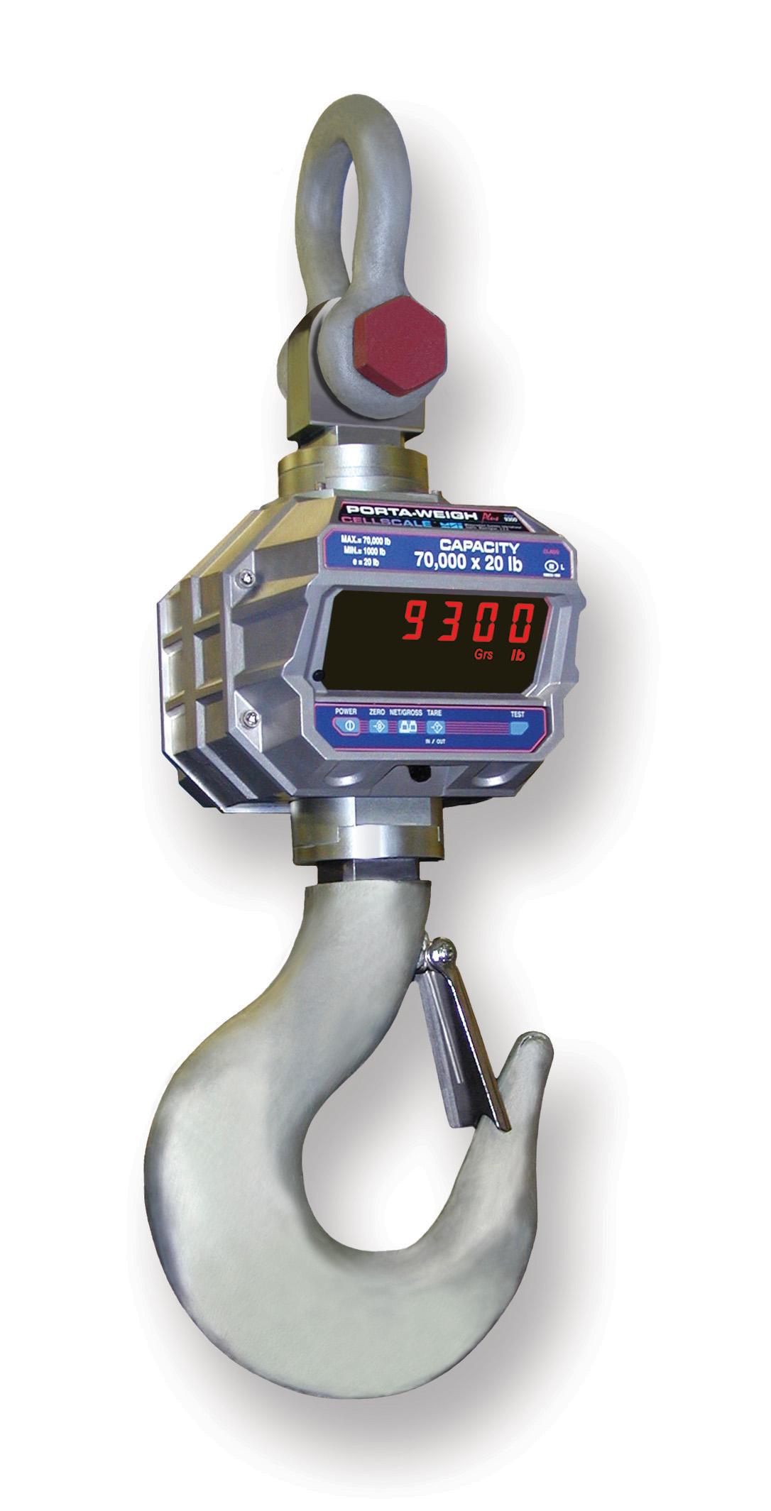 MSI 9300HT Hi-Torque Port-A-Weigh Plus CellScale Image